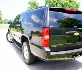 Executive SUV Limo Rental in Chicago