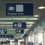 O'Hare Airport baggage claim