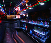 Party in style with a stretch limo rental!