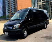 Learn more about our luxury rental vans