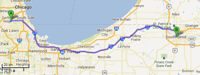 midway-airport-south-bend-indiana-limo-service