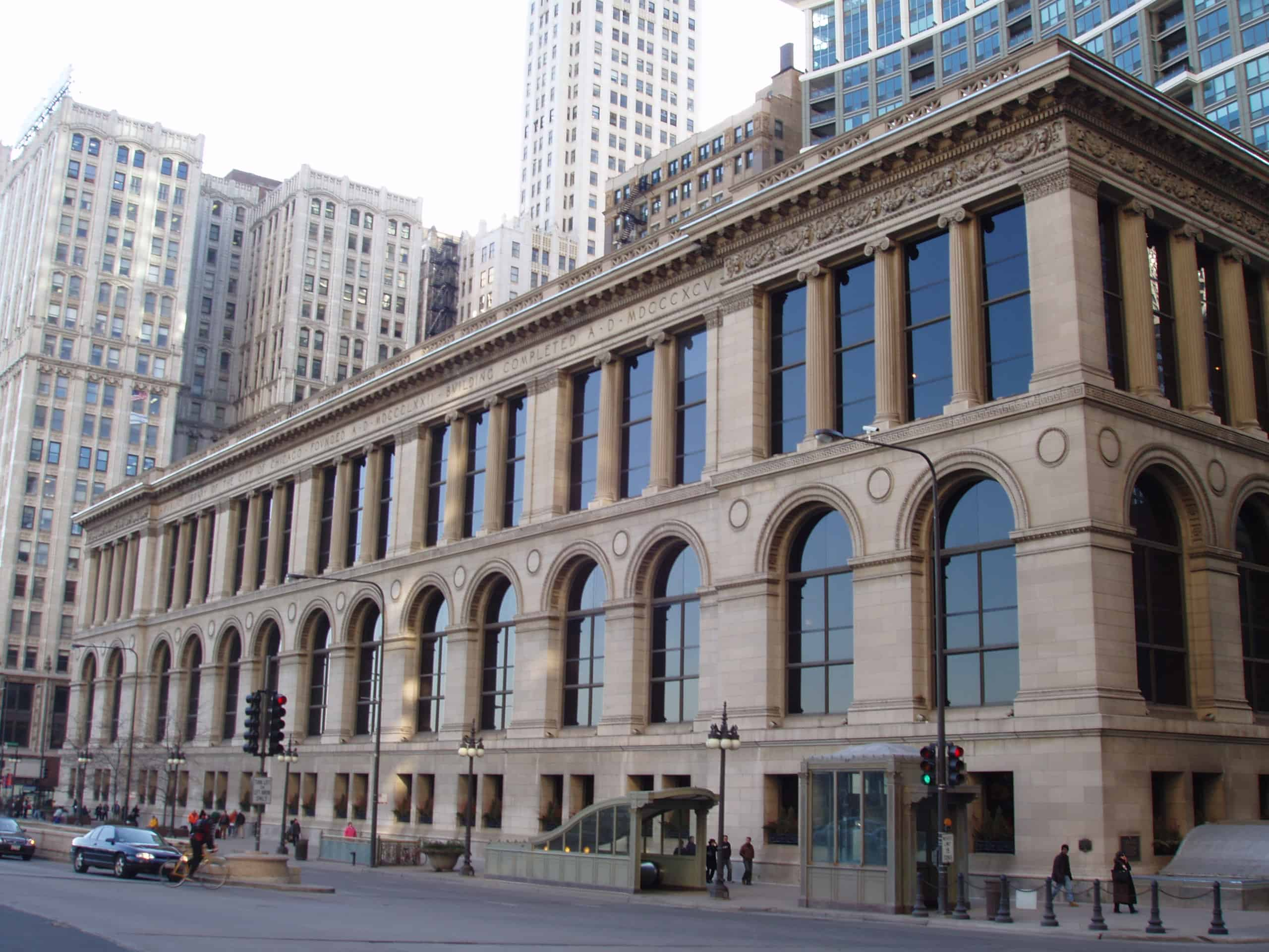 Chicago_Cultural_Center