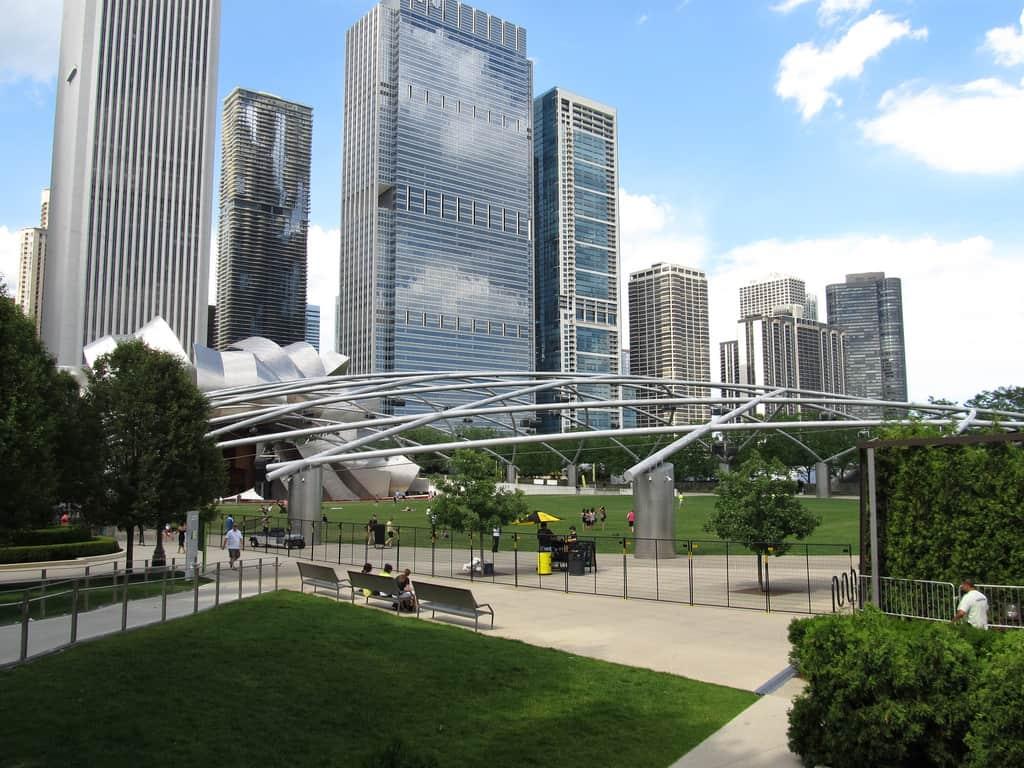 Millennium & Grant Park