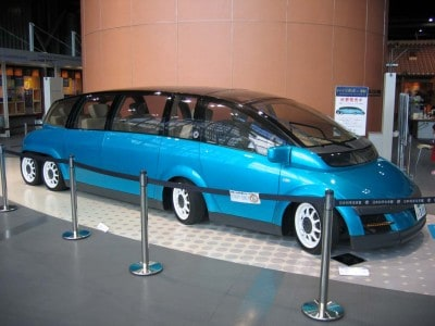 KAZ, The Electric Limousine