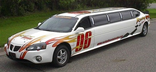 The Racing Limos