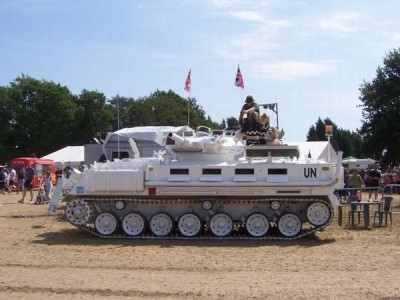 The Tank Limo