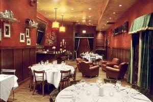 Gioco Restaurant interior