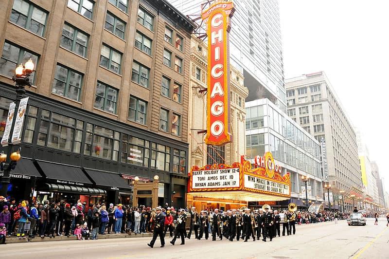 Chicago Thanksgiving parade