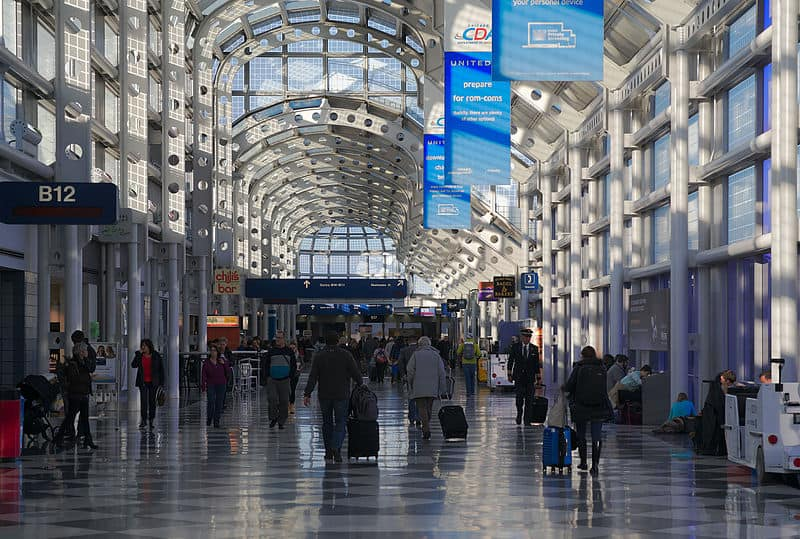 The Best Places to Eat and Drink at O'Hare Airport - Echo Limousine