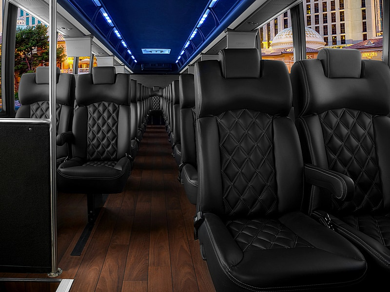 Three Reasons to Consider a Charter Bus for Your Next Road Trip - Echo Limousine