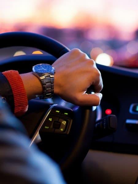 Limousine driver positions